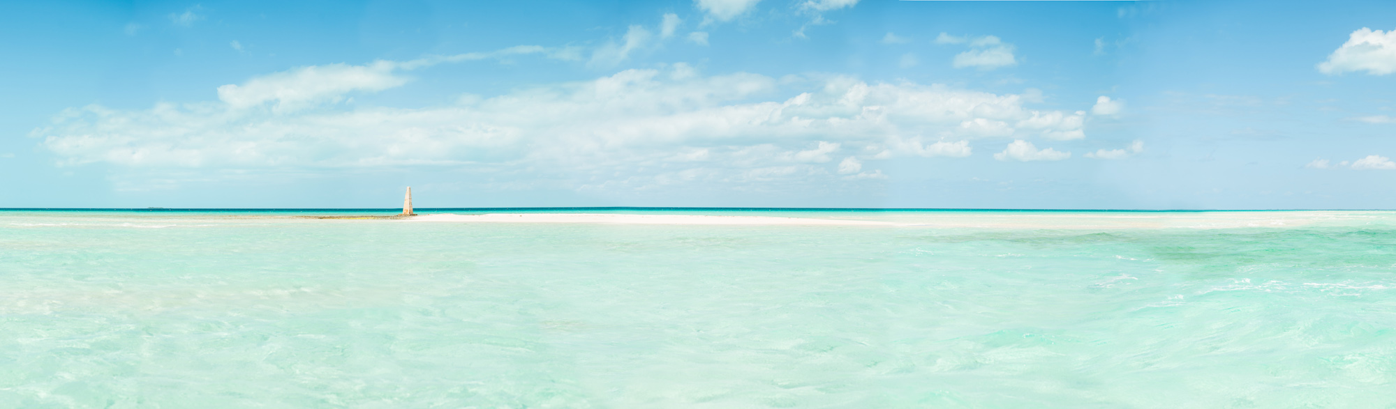Bahama Banks Sandbar Monument - Eleuthera, The Bahamas