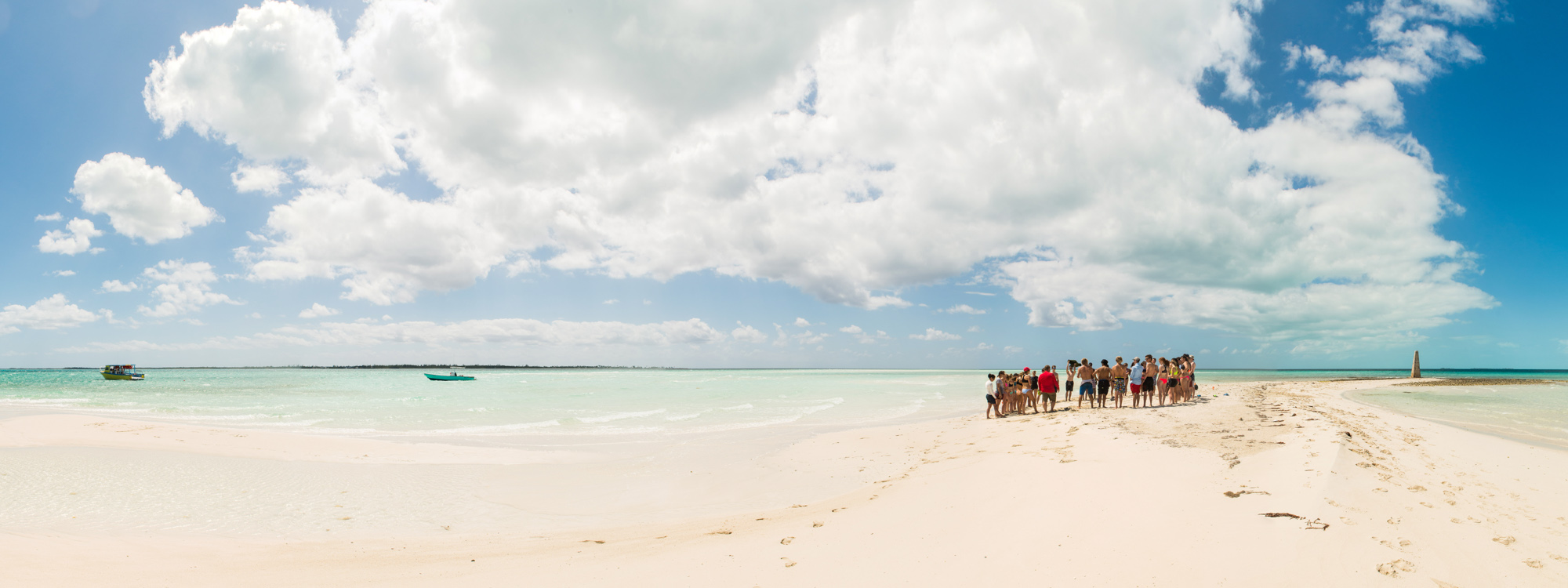 Island School Sandbar Class 2 - Eleuthera, The Bahamas