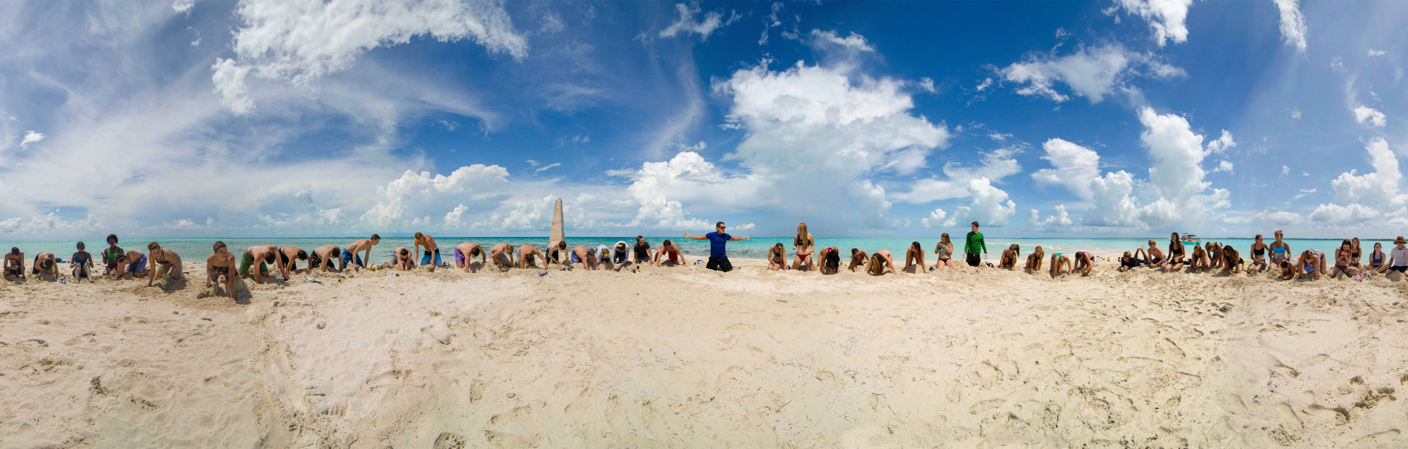 Island School Sandbar Class - Eleuthera, The Bahamas