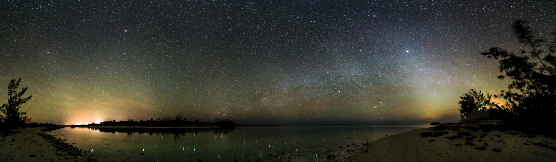 Plum Creek Milky Way Pano-2