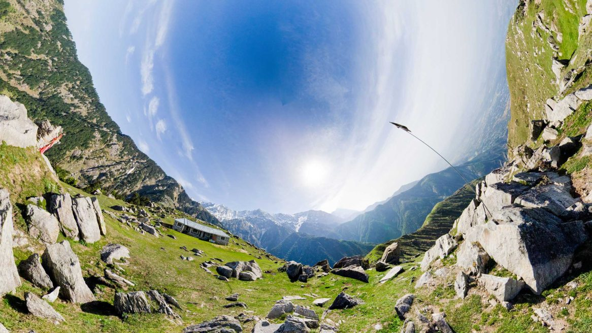 VR Photospheres – Himalayas, India